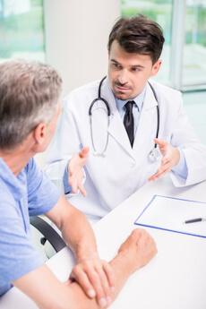 MPU-Gutachten - ärztliche Untersuchung
