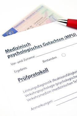 MPU-Gutachten in Frankfurt