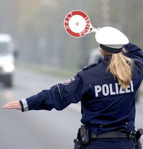 Verkehrskontrolle - Bußgeld - MPU in Frankfurt