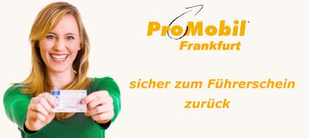 Führerschein zurück durch MPU Vorbereitung Frankfurt