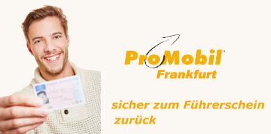 Führerschein zurück mit ProMobil